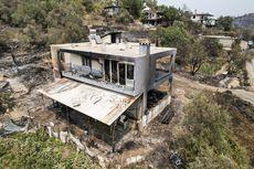 Kebakaran Hutan Turki Hanguskan Tempat Wisata, 4.000 Turis Dievakuasi