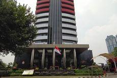 KPK Kibarkan Bendera Setengah Tiang di Gedung Merah Putih