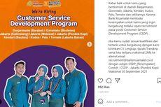 Lowongan Kerja dari Bank Muamalat untuk SMA/SMK Hingga S1, Berminat?