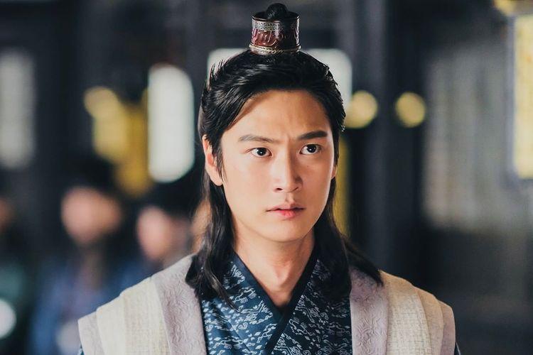 Aktor Na In Woo dalam drama River Where the Moon Rises