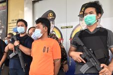 Indonesian Police Arrest Suspected Murderer of A German Citizen and His Indonesian Wife