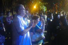 Turis Asing Asyik Goyang Dangdut di Festival Jalan Jaksa Jadi Tontonan