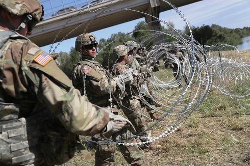 Pentagon akan Kirim 3.750 Tentara Tambahan ke Perbatasan AS-Meksiko