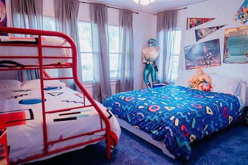 Airbnb di Amerika Serikat Ini Tawarkan Tema Kamar Era 90an