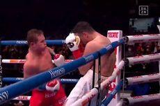 Hasil Canelo Alvarez vs Callum Smith, Sang Raja Kalahkan Petinju asal Liverpool