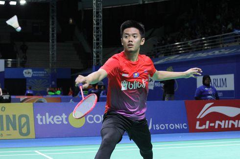 Indonesia Masters 2019, Satu Wakil Tunggal Putra Lolos ke Semifinal