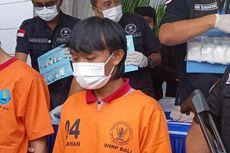Jadi Kurir 1 Kg Sabu, Mahasiswa Asal Lampung Ditangkap BNN Bali