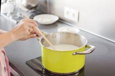 Cara Mudah Panaskan Susu Segar, Pasteurisasi ala Rumahan