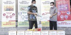 Kota Semarang Dapat Bansos 339.000 Paket, Hendi Harap Semua Warga Terdampak Covid-19 Terima Bantuan