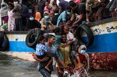 Menyoal Sindikat Penyelundupan 99 Orang Rohingya di Aceh, Kapal Rusak Saat Dijemput di Tengah Laut