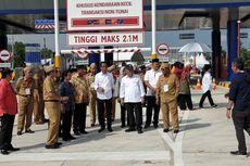 Presiden Jokowi Resmikan Tol Bakauheni-Terbanggi Besar, Terpanjang di Indonesia