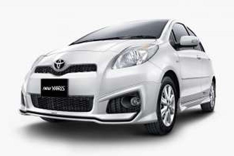 Toyota Yaris produksi 2008, masuk dalam daftar recall.