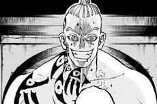 Spoiler Tokyo Revengers Chapter 228, Pertarungan Sengit Terano South dengan Legenda Black Dragon