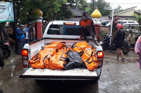 Update BNPB: Tsunami di Banten, 62 Meninggal, 584 Luka-luka