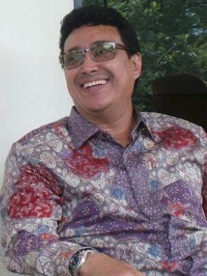 Juru Bucara Wapres Jusuf Kalla, HUsain Abdullah