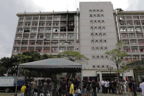 Rumah Sakit Terbakar di Taiwan, 9 Pasien Meninggal Dunia