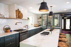 3 Desain Dapur yang Bakal Ngetren Tahun 2020
