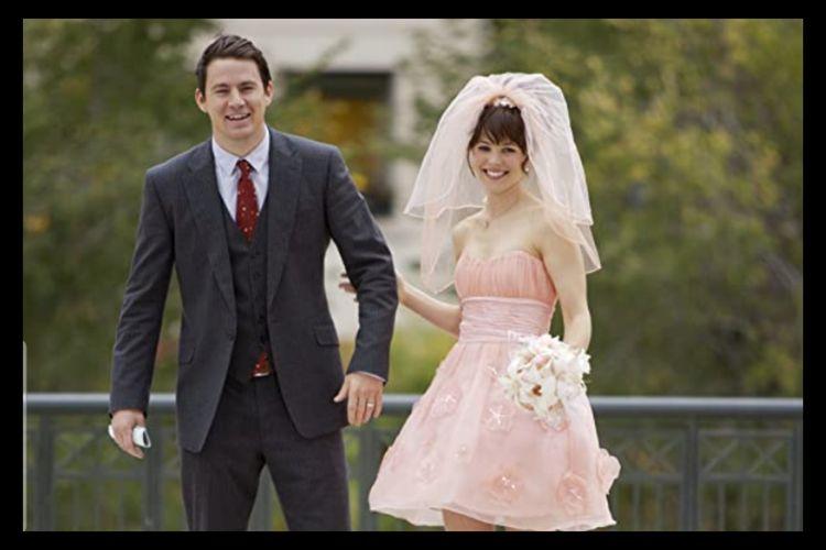 Channing Tatum dan Rachel McAdams dalam film The Vow (2012)
