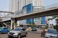 Pengelolaan JPO di Jakarta Kini Ditangani Bina Marga