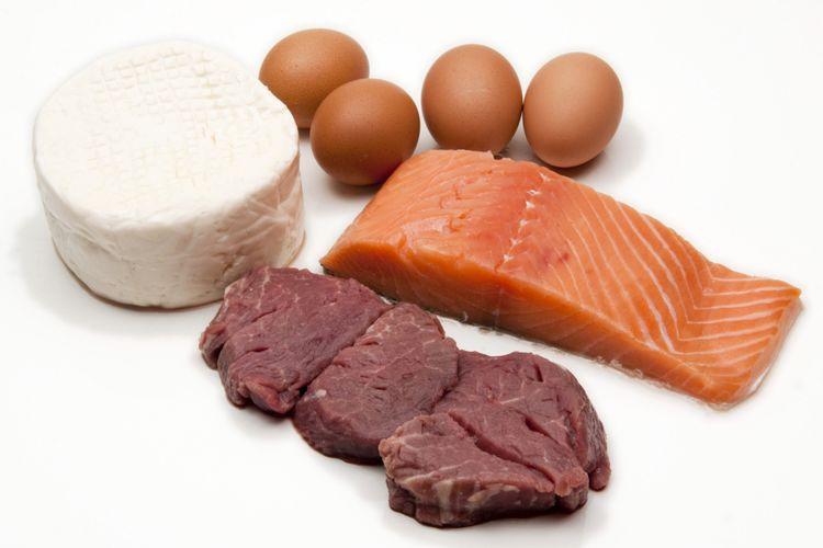 Selain Daging Kenali Juga 6 Makanan Berprotein Tinggi Halaman All