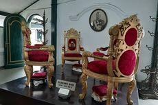 Meja Peninggalan Sri Sultan HB VIII Rusak Gara-gara Wisatawan Selfie