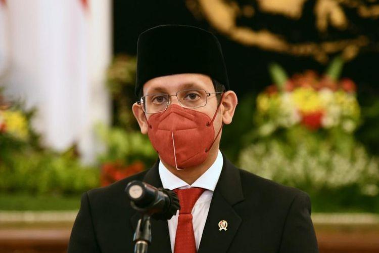 Nadiem Anwar Makarim dilantik sebagai Menteri Pendidikan, Kebudayaan, Riset, dan Teknologi