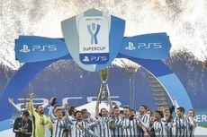 Juventus Incar Gelar Selanjutnya Usai Juara Piala Super Italia, Scudetto?