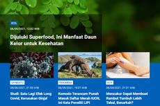 [POPULER SAINS] Manfaat Daun Kelor   Tanggapan LIPI Soal Komodo Terancam Punah