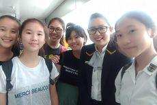 Kisah Inspiratif 5 Siswi Sanur Bersihkan MRT, Teladan Tanpa