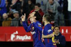 Hasil Liga Spanyol, Lionel Messi dkk Dekati Rekor 38 Tahun Lalu