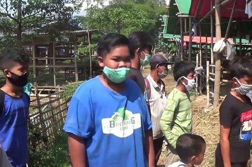 Kisah Mulia Sekelompok Anak di Bogor, Hasil Nabung 10 Bulan Dibelikan 4 Sapi Kurban Seharga Rp 100 Juta