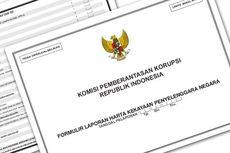 4 Menteri Jokowi Masuk Daftar Pejabat Terkaya Versi LHKPN KPK