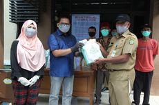 Peduli Covid-19, Pacific Garden Berbagi 1.000 Masker