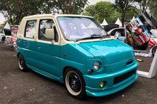Suzuki Karimun Kotak Gaya Dua Warna, Mirip Kei Car Jepang