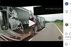 Tanggapan Pengelola Tol Cipali soal Bus yang Ugal-ugalan
