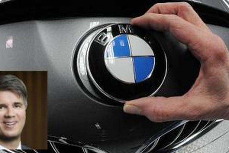 CEO baru BMW Group Harald Kruger