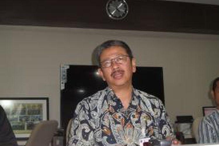 Kepala Dinas Pendidikan DKI Jakarta Arie Budhiman