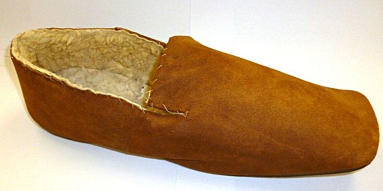 Brown Peters, sepatu pertama Clarks