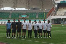 Latihan Perdana Timnas U19 Indonesia, Semua Pelatih Hadir