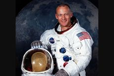 Biografi Tokoh Dunia: Buzz Aldrin, Manusia Kedua yang Mendarat di Bulan
