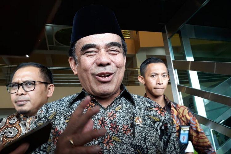Menteri Agama Fachrul Razi di UMY Kamis (12/12/2019)