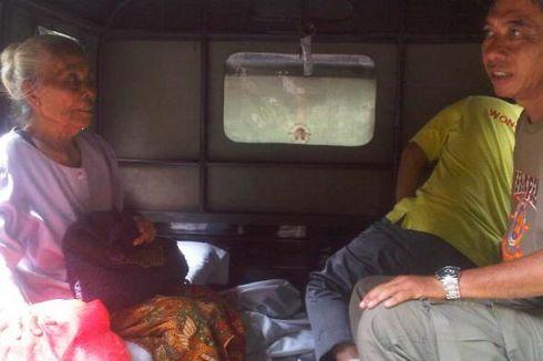 Wali Kota Risma Kejar Wanita Tua di Jalan Raya Darmo