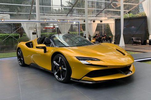 [VIDEO] Ferrari SF90 Spider, Supercar Hybrid Atap Terbuka