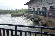 Tinjau Banjir Semarang, Basuki Instruksikan Semua Pompa Beroperasi