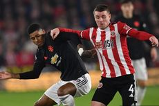 Sheffield United Vs Man United, Kritik bagi Trio Penyerang Setan Merah