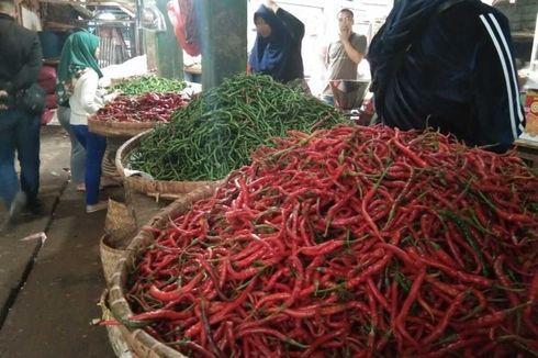 Stabilkan Harga, Kementan Gelontorkan Cabai di 6 Pasar DKI