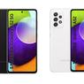 Inikah Spesifikasi dan Harga Dua Versi Samsung Galaxy A52?