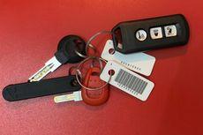 Ini Pentingnya Pelat Kecil pada Kunci Mobil Baru