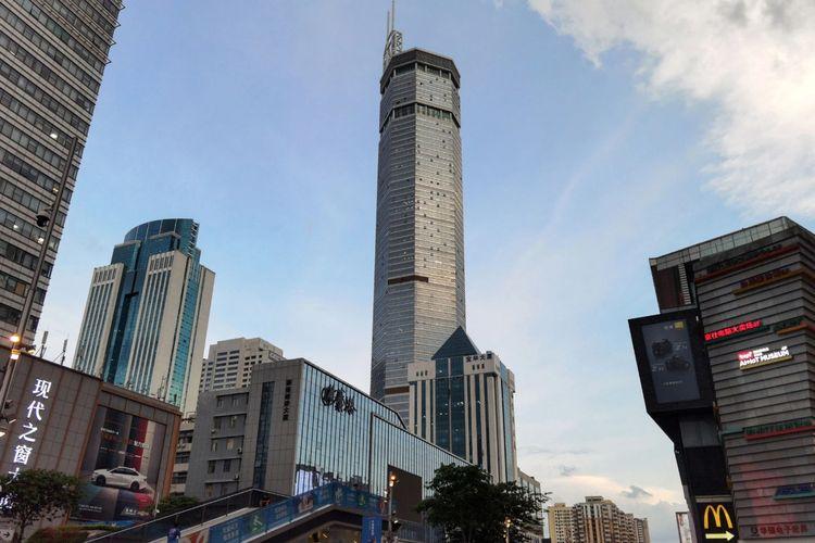 The SEG Plaza's Shenzen China