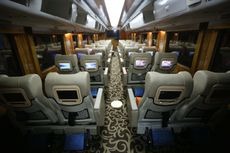 HUT Ke-75 KAI, KA Wisata Bagikan Diskon Perjalanan Kereta Wisata 7,5 Persen